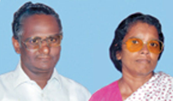 Pr. K.O. Varghese and Late Mrs. Lissamma Varghese